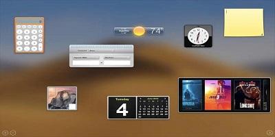 桌面组件软件