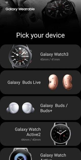 galaxy wearable 官网