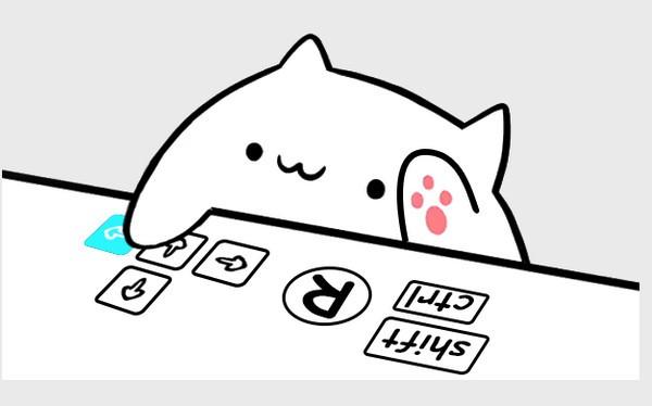 手鼓猫桌面小猫代打键盘插件 v0.1.6 绿色版 0