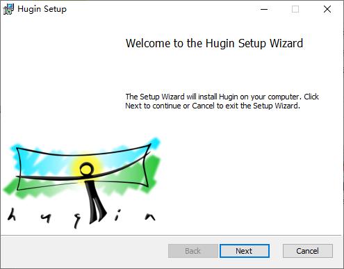 Hugin(全景�D拼接器) v2020.0.0 官方版 0