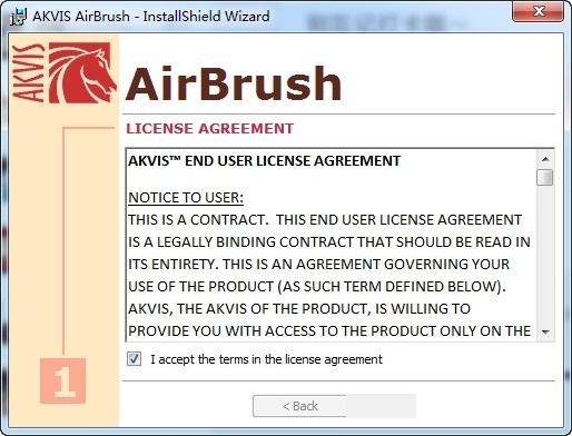 photoshop喷枪画笔工具(akvis airbrush) v5.5 免费版 0