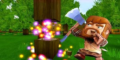 砍树游戏有哪些-抖音砍树游戏-砍树经营的小游戏