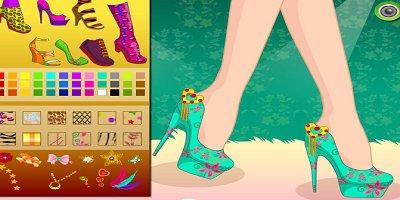 高跟鞋游戏
