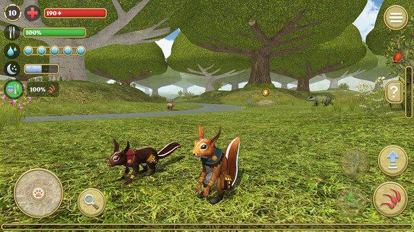 松鼠模拟器2手机版 v1.03 安卓版 3