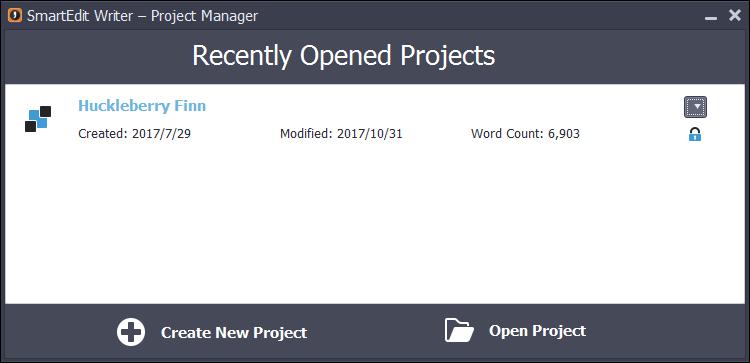 写作软件(SmartEditWriter) v9.0 免费版 0