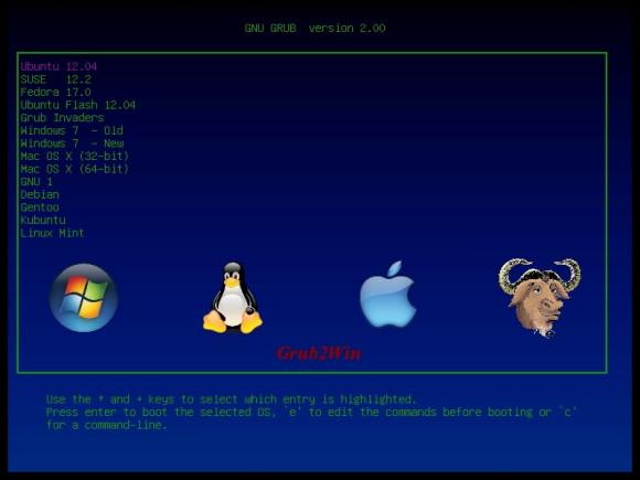 Grub2Win引导工具 v2.2.1.7 官方版 1
