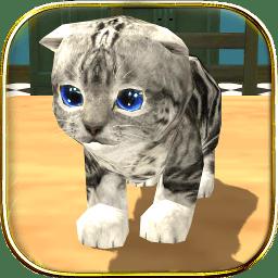 可爱猫咪模拟器游戏