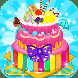 蛋糕制作工厂游戏