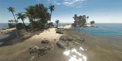 荒岛建造游戏