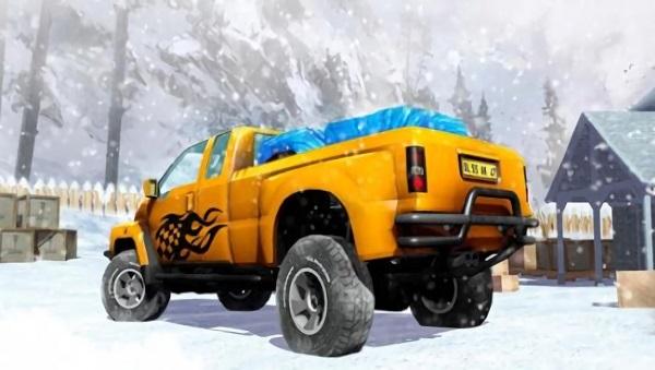暴雪卡车驾驶车辆解锁版 v1.2 安卓版 1