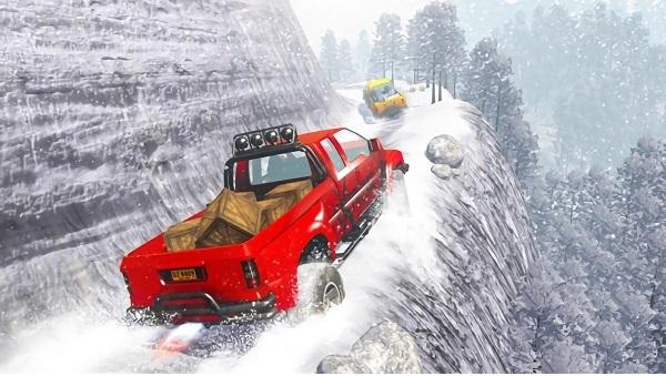 暴雪卡车驾驶车辆解锁版 v1.2 安卓版 3
