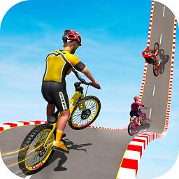 竞技自行车模拟2021最新版