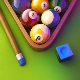 欢乐竞技台球游戏