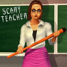 恐怖老师逃脱游戏
