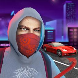 偷车贼模拟器去广告版