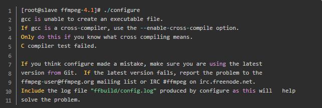 ffmpeg linux下载