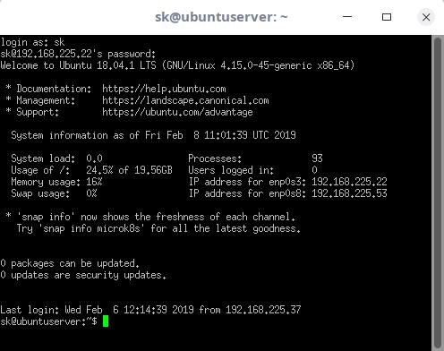 putty linux版