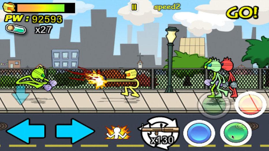 愤怒火柴人1游戏 v1.0.0 安卓版 3