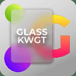 glass kwgt官方版