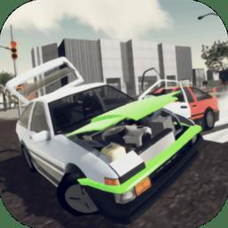 汽车碰撞车祸2021