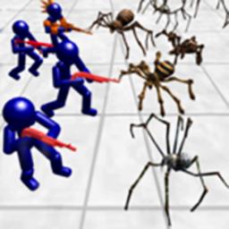 蜘蛛vs火柴人战斗模拟器