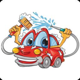 宝贝爱洗车