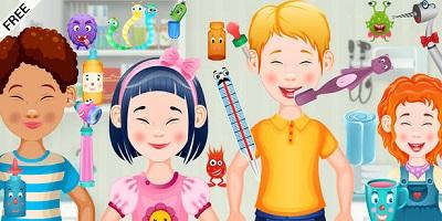 儿童医生游戏