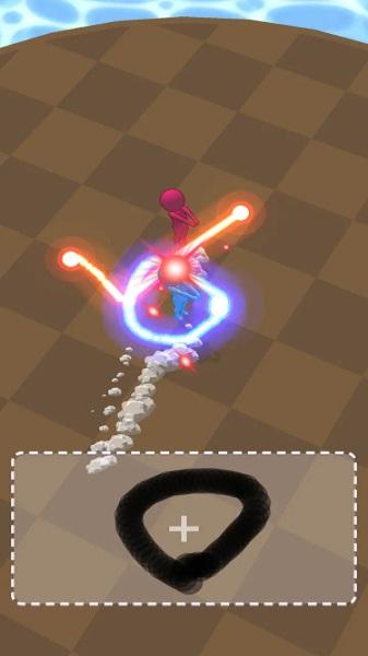 画个激光剑游戏