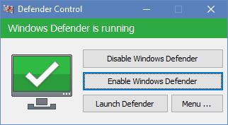 WindowsDefender控制器安装