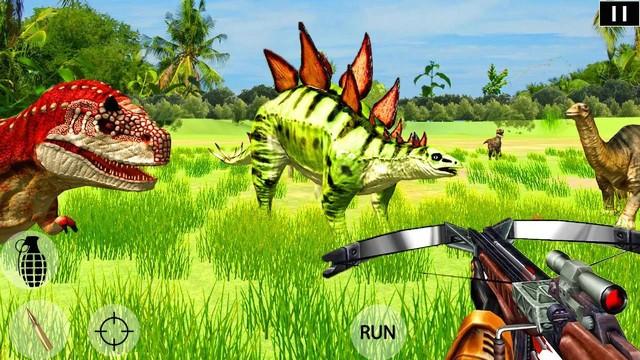 侏罗纪恐龙狩猎免费版 v1.0 安卓版1