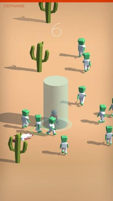 沙漠勇者 v0.11 安卓版1