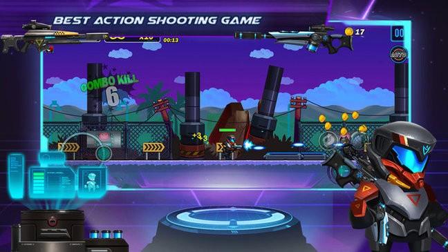 战斗城市游戏 v1.2 安卓版1