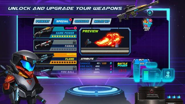 战斗城市游戏 v1.2 安卓版3