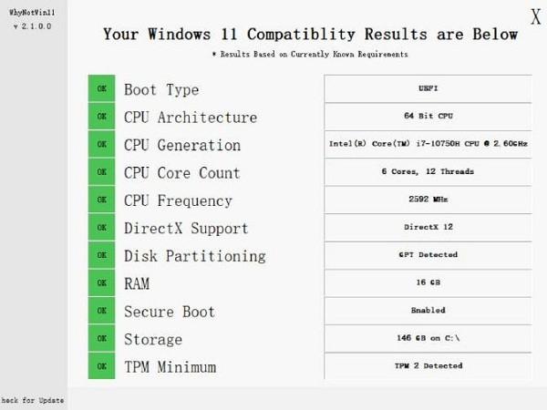 WhyNotWin11电脑版下载