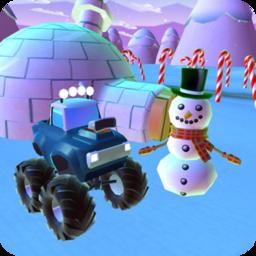 雪人怪兽车官方版