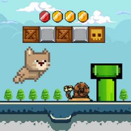 超级像素猫冒险