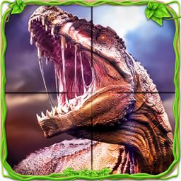 侏罗纪狩猎恐龙