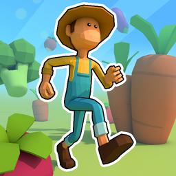 趣味农场游戏