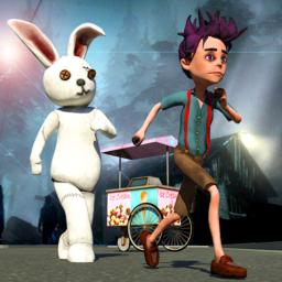 恐怖的兔子游戏