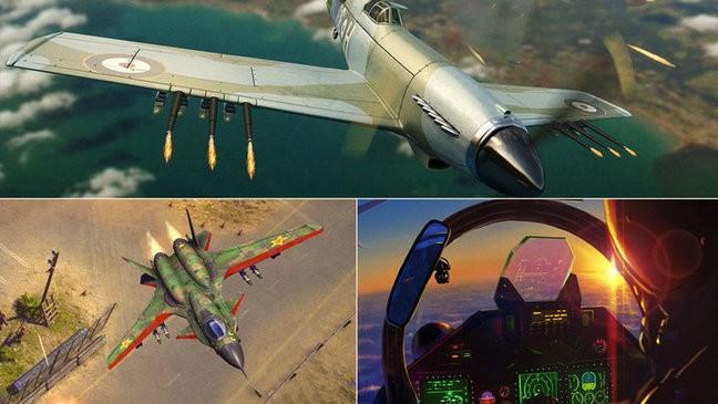 真正的现代空战3Dapp