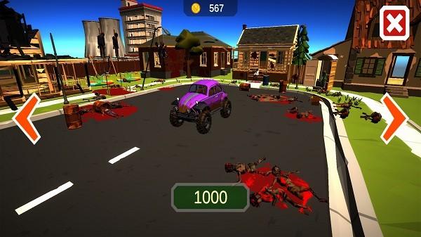 疯狂僵尸司机 v1.3 安卓版 1
