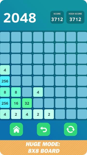 2048数字拼图游戏 v1.1 安卓版 2