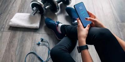 �上健身app