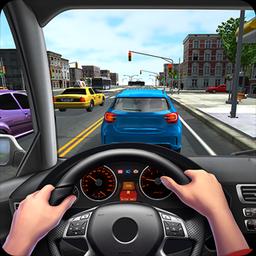 城市汽车驾驶3D游戏