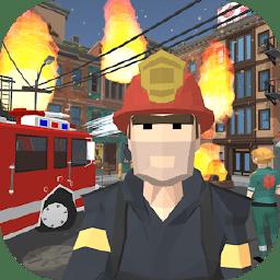 城市消防�T英雄3d中文版