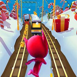 铁轨跑酷冒险游戏