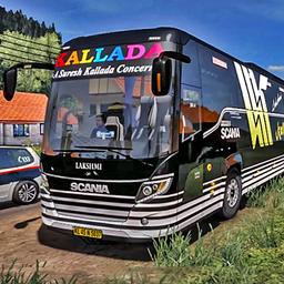 公共教练巴士驾驶模拟最新版