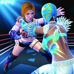 女子摔跤革命真正的�鸲纷钚掳�