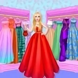皇家女孩公主沙龙