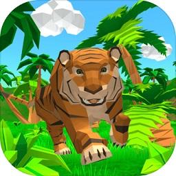 森林之王老虎模拟器最新版